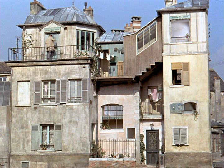 mon oncle jacques tati 1958 cr ative architecture sprl architectes et architectes d 39 int rieur. Black Bedroom Furniture Sets. Home Design Ideas