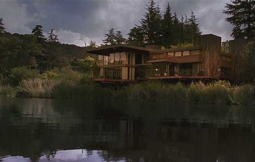 Maisons De Films Dhorreur Crative Architecture Sprl